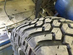 фото нарезки грязевых шин
